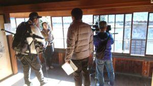 ミヤギテレビ「ミヤギnews every.」で村田町・伊達女のことを放送していただきました。